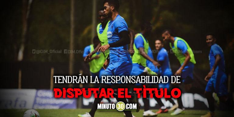 Independiente Medellin dio conocer la lista de concentrados para la final de la Copa BetPlay 1