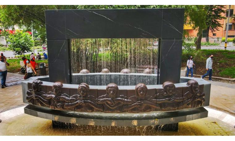 Buena noticia para Medellín, la Avenida Jardín y el segundo parque de Laureles fueron renovados