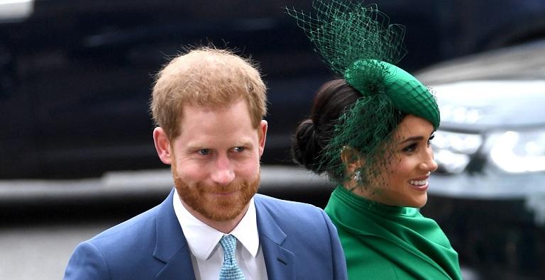 Los duques de Sussex se desvinculan completamente de la realeza