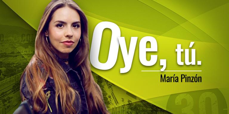 Maria Pinzon Oye Tu