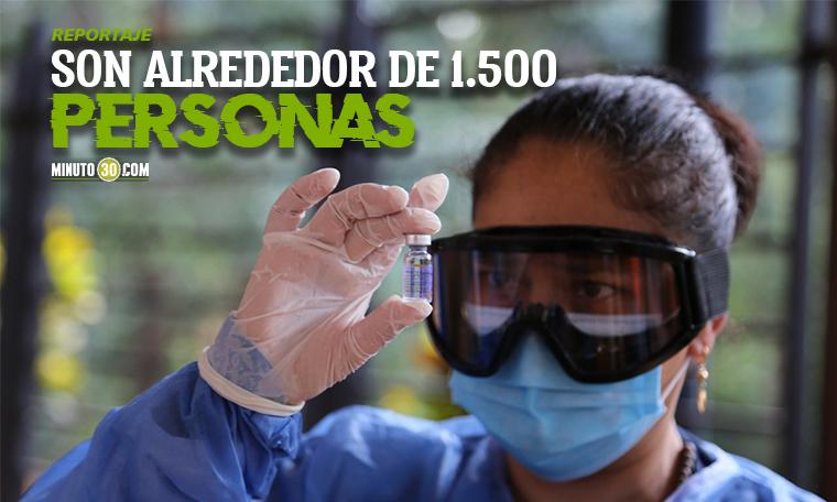 Medellin espera culminar vacunacion con adultos mayores en hogares geriatricos este fin de semana