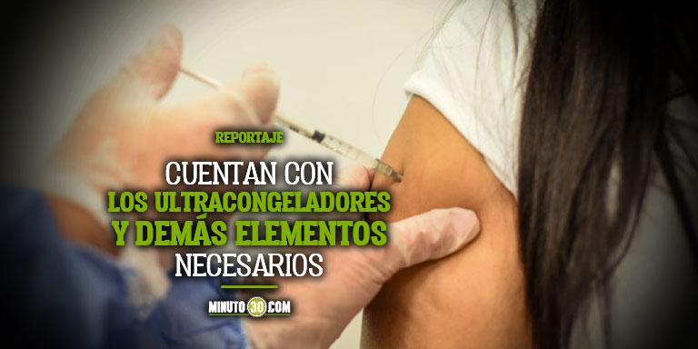 Medellin y el Valle de Aburra estan preparados para vacunar Viceministro de Salud