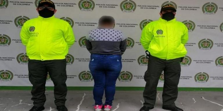 Cogieron a menor de edad por tráfico de estupefaciente en Santa Rosa de Cabal