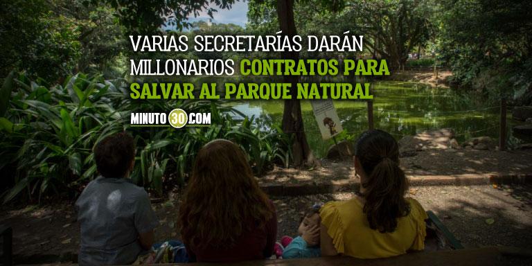 No lo dejara morir Alcaldia invertira mas de 6.000 millones en el Jardin Botanico