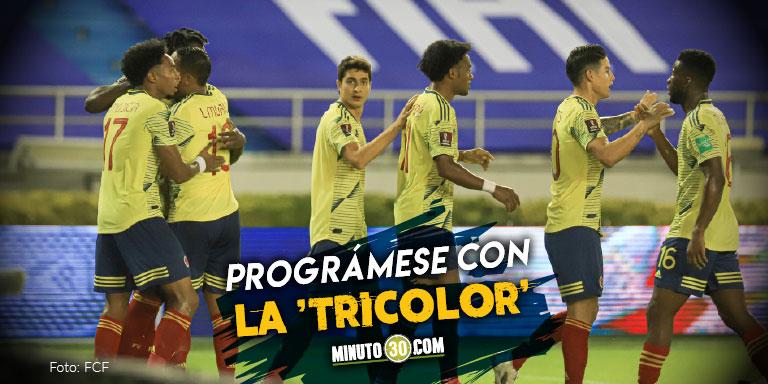 Partido entre Colombia y Brasil ya tiene fecha y hora