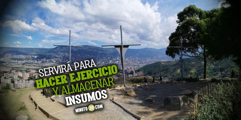 Que nota Cerro de las Tres Cruces estrena modulo ambiental con multiples fines