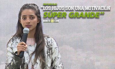 Quiero ser campeona mundial de patinaje siendo mama Fabriana Arias 1