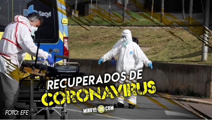 En Antioquia van 323.852 recuperados de Covid - 19, así estás distribuidos