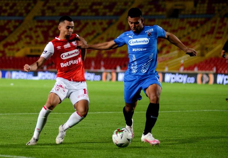 Santa Fe vs Independiente Medellin 1