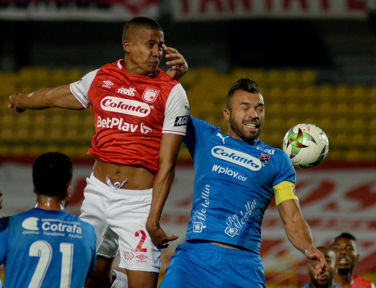 Santa Fe vs Independiente Medellin 3