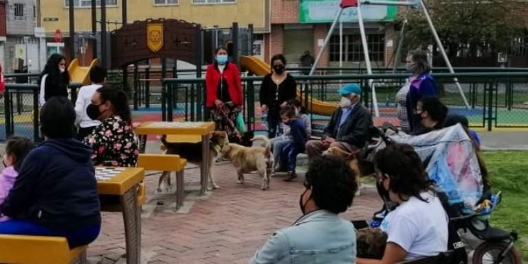 Tunjuelito tendrá vacunación canina y felina este sábado