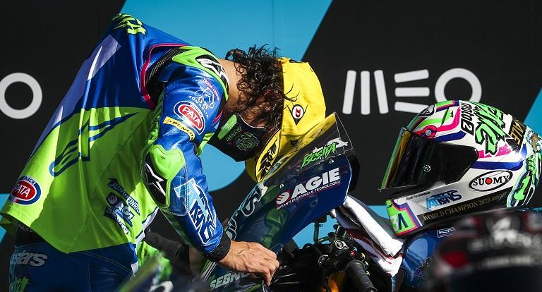 "Valentino Rossi: ""Lo que me hizo Márquez es imperdonable"""