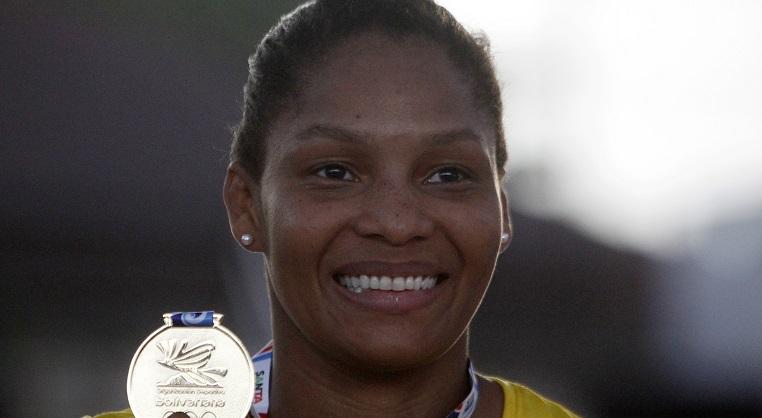 La colombiana Yuri Alvear se perderá los Juegos Olímpicos por lesión