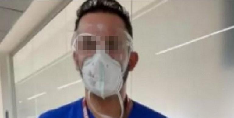 Cirujano plástico se habría colado en las filas de vacunación covid en Santander