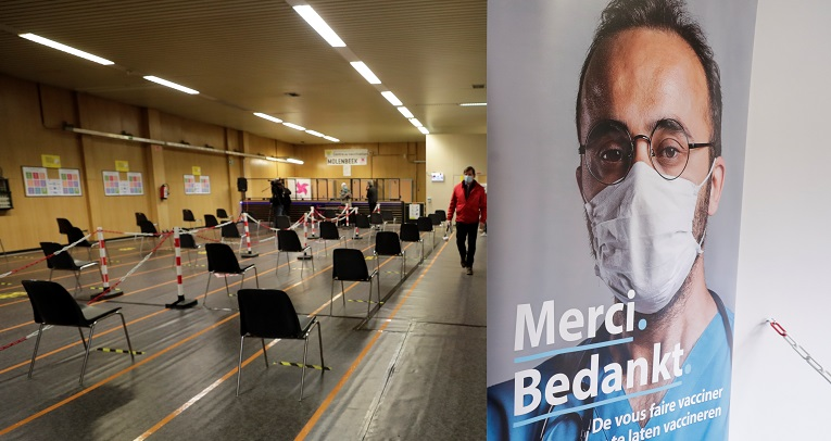 Las vacunas y las nuevas variantes del virus centran la atención de Europa