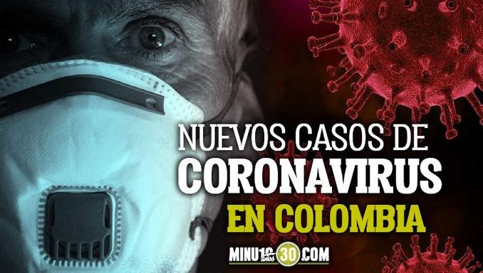 Colombia alcanzó los 2.157.216 contagiados de Covid