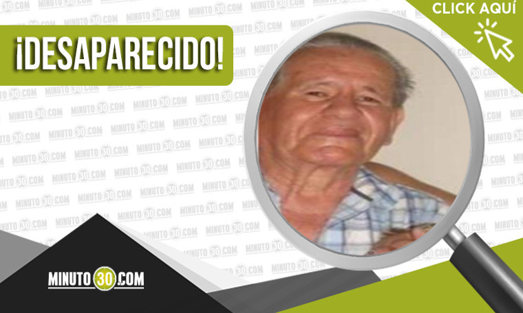 Jose Humberto Holguin Marín de 78 años de edad