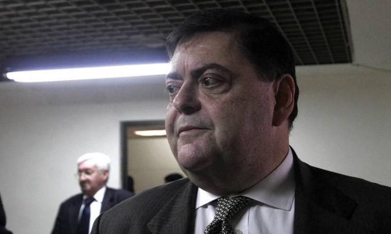 exsenador Alvaro Garcia Romero