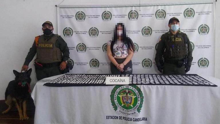 Debajo de la cama de una extranjera encontraron 480 dosis de cocaína en San Benito