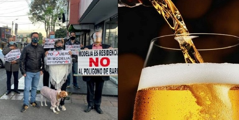 Cierran gastrobares en Bogotá
