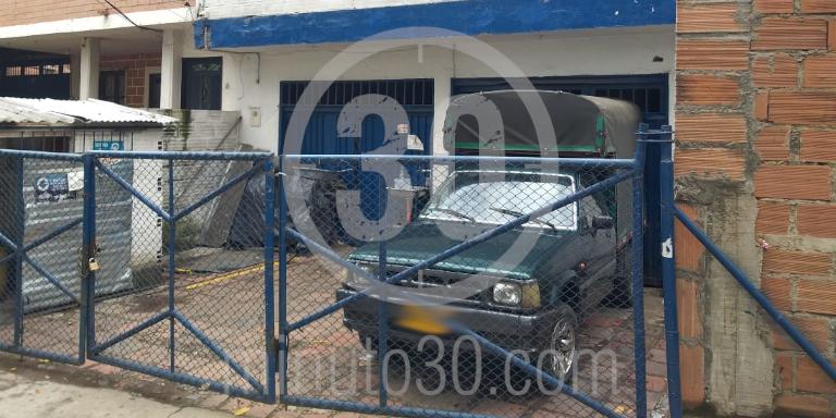 homicidio en el Barrio Machado Copacabana 1