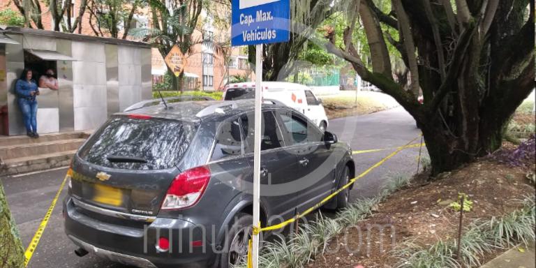 homicidio en el Barrio Machado Copacabana 3
