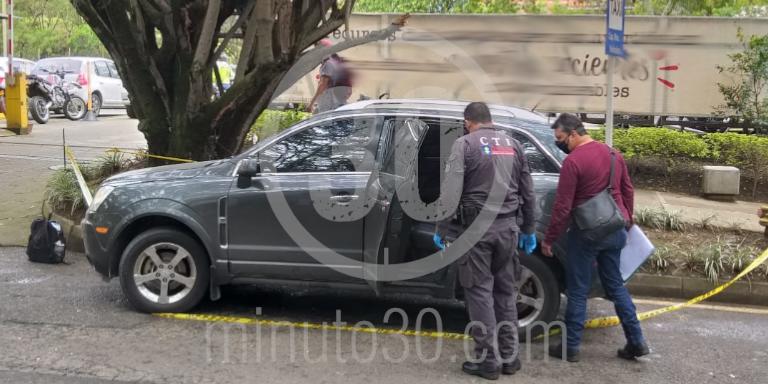 homicidio en el Barrio Machado Copacabana 4