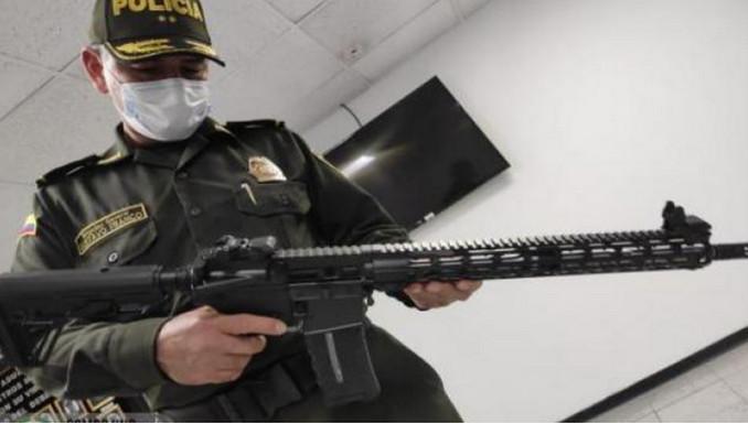 ¡Aprovechado! Hombre que estaría traficando armas desde EE. UU habría involucrado a la mamá sin su consentimiento