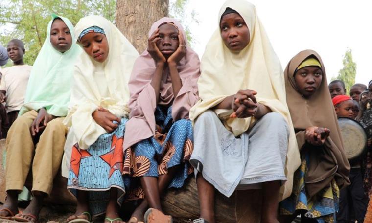 nigeria secuestro estudiantes
