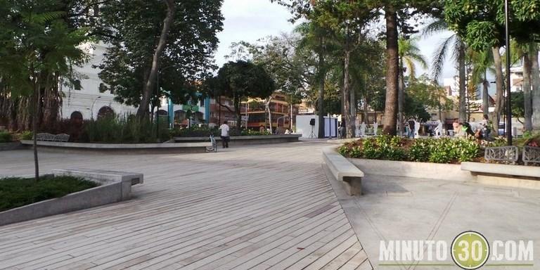 parque itagui
