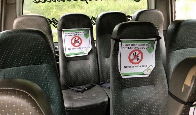 Reactivan transporte escolar en Medellín