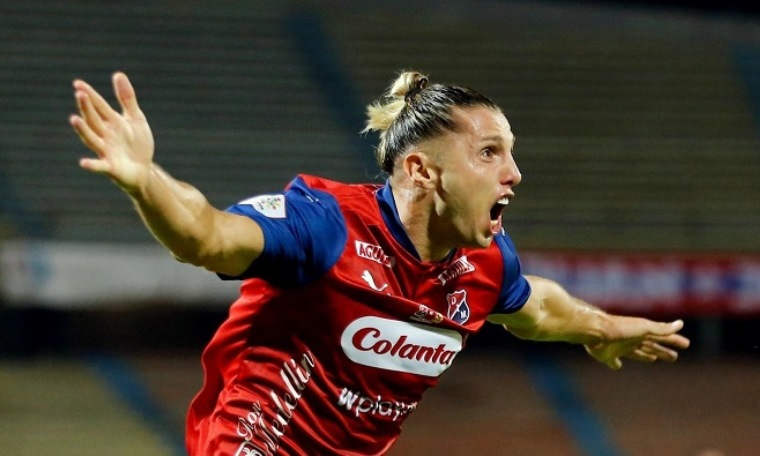 vuletich goleador colombia