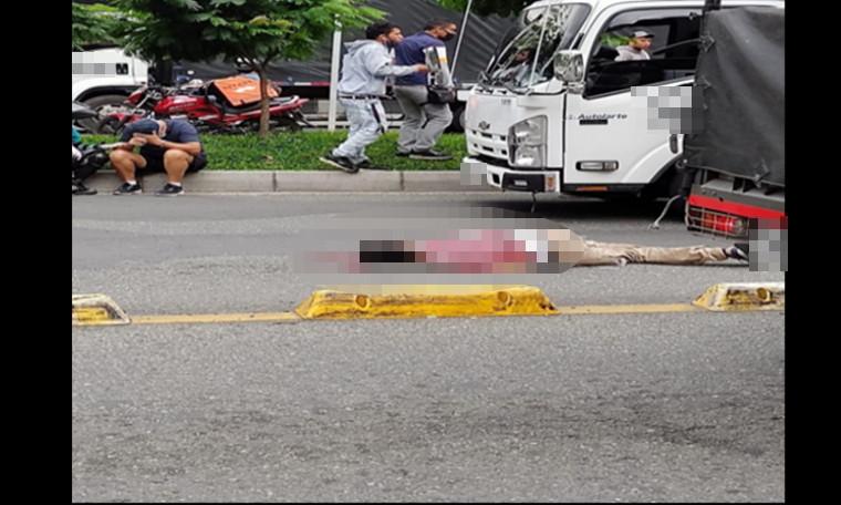 ¡Lamentable! Una persona pierde la vida en accidente de tránsito en La Mota