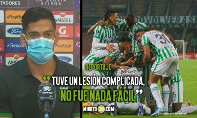 Andres Andrade agradecio a Dios por el exitoso regreso