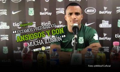 Atletico Nacional con demasiadas expectativas para participacion en Copa Libertadores