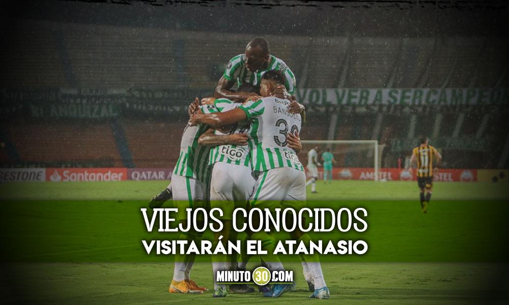 Atletico Nacional ya tiene rival y fechas para proximos partidos en Copa Libertadores