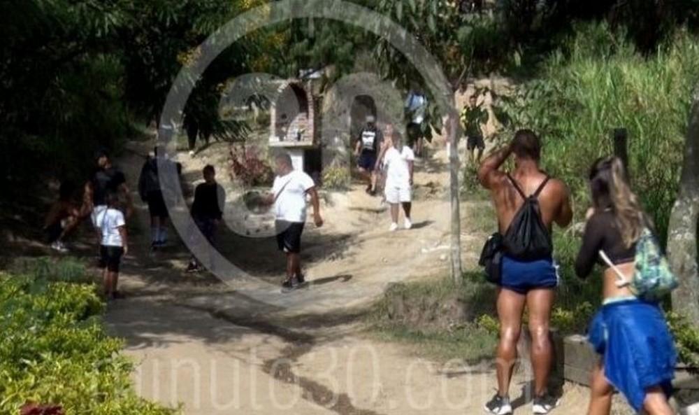 Medellín y comunas con Covid