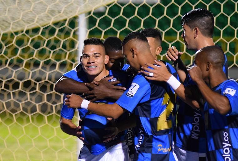 Boyaca Chico vs Deportes Tolima 1