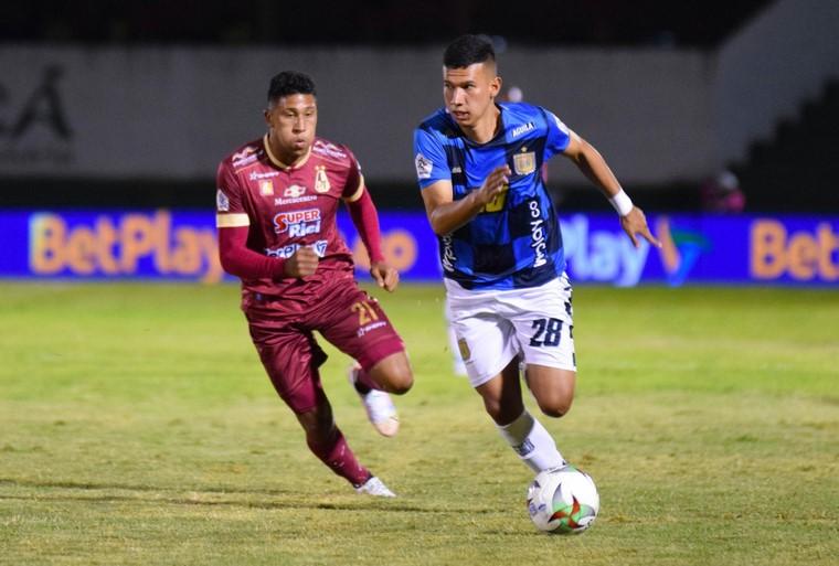 Boyaca Chico vs Deportes Tolima 2