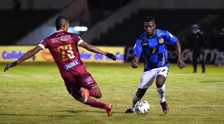 Boyaca Chico vs Deportes Tolima 3