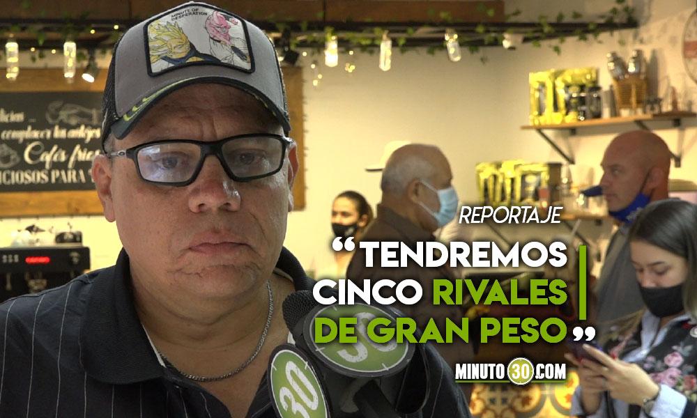 Cafeteros Pro viajo a Chile donde tendra duros retos en la Superliga Americana