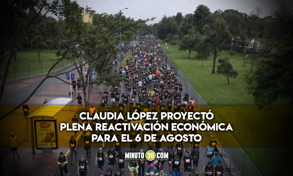 Bogotá sin conciertos ni Media Maratón