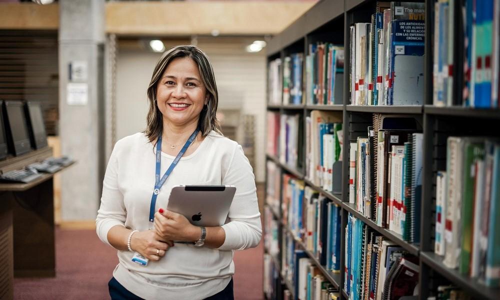 Colombiana es la única latina elegida como investigadora destacada por la USAID