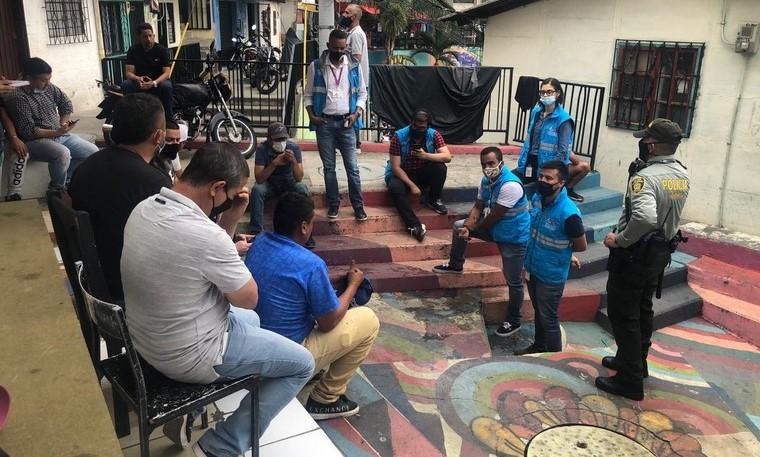 Le ponen la lupa al turismo informal en la Comuna 13 de Medellín