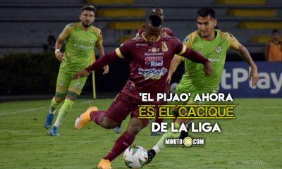 Deportes Tolima derroto a Jaguares y asumio el liderato de la tabla de posiciones