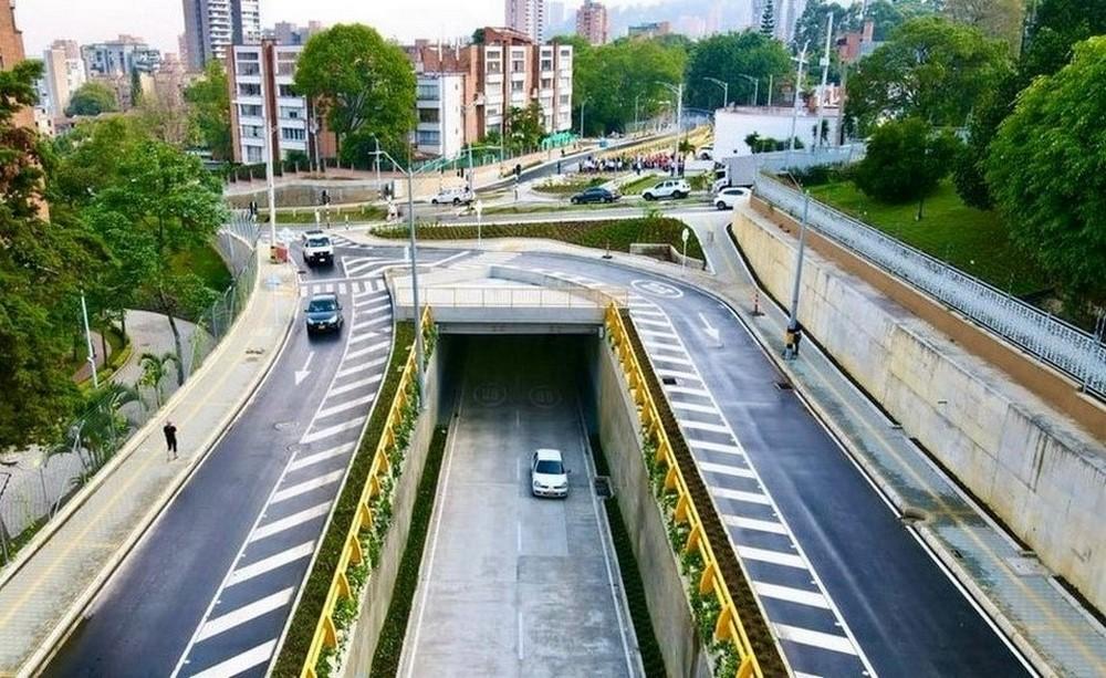 Medellín recibe nueva obra