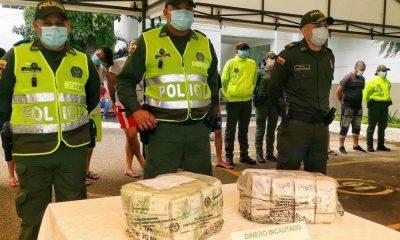 Capturan a hombre en Cúcuta que llevaba 100 mil millones en efectivo