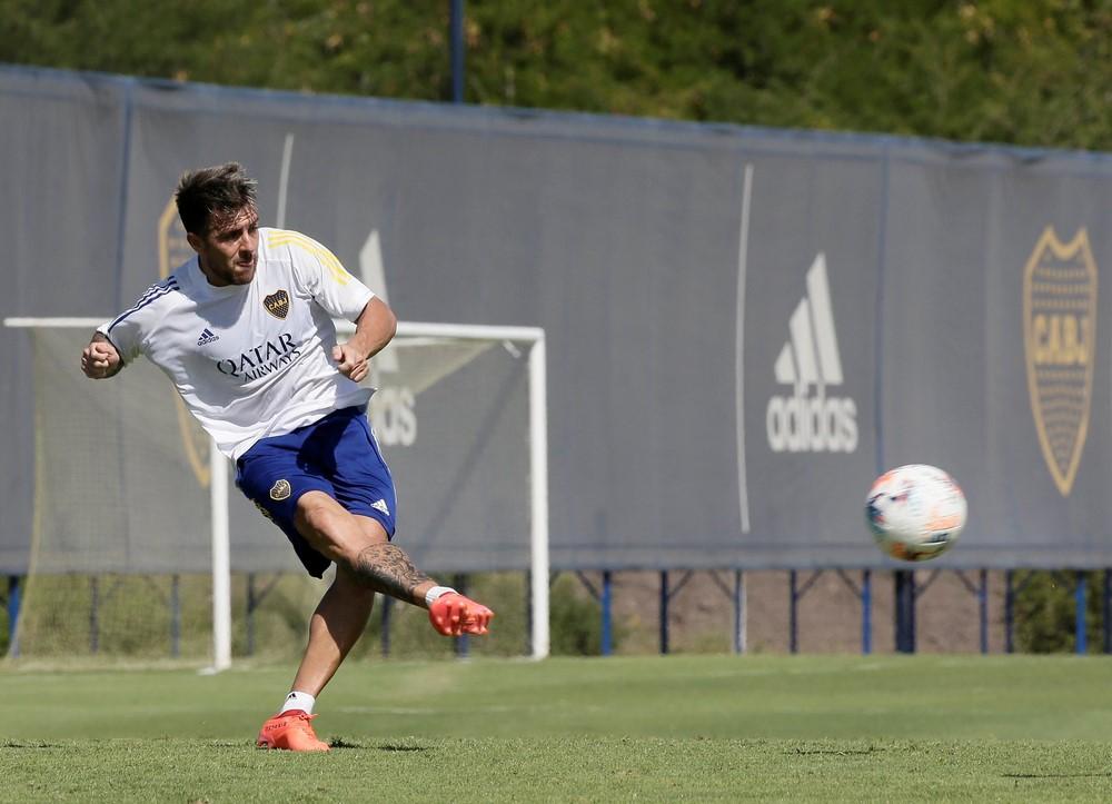 Entrenamiento Boca Juniors 2
