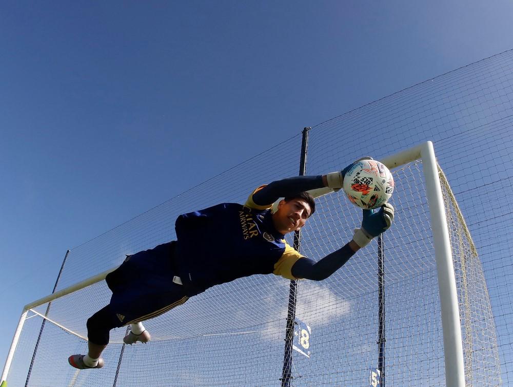 Entrenamiento Boca Juniors 4