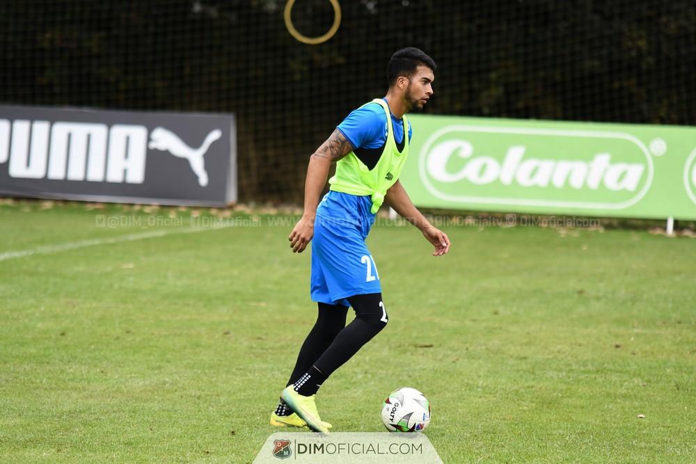 Entrenamiento Independiente Medellin 1